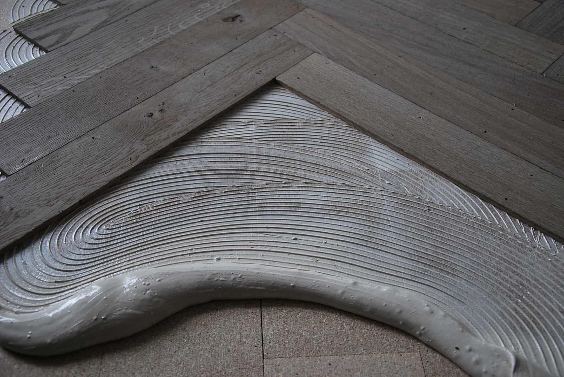 Leggen houtenvloer