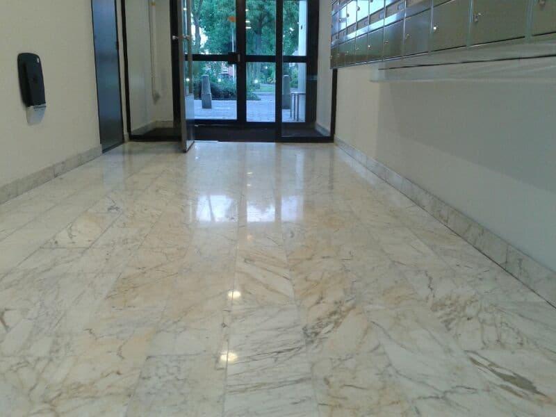 gepolijsten vloer Floortec