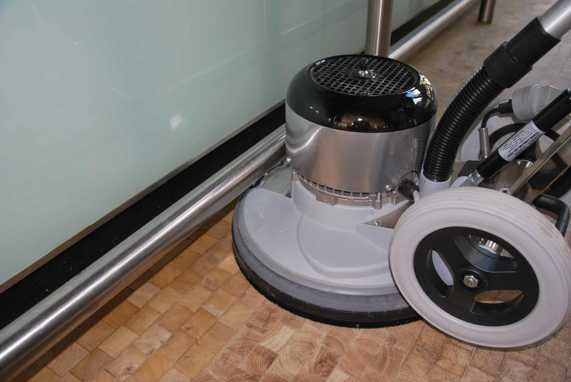 machinaal onderhoud Floortec