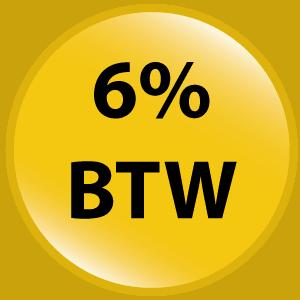 6% btw regeling