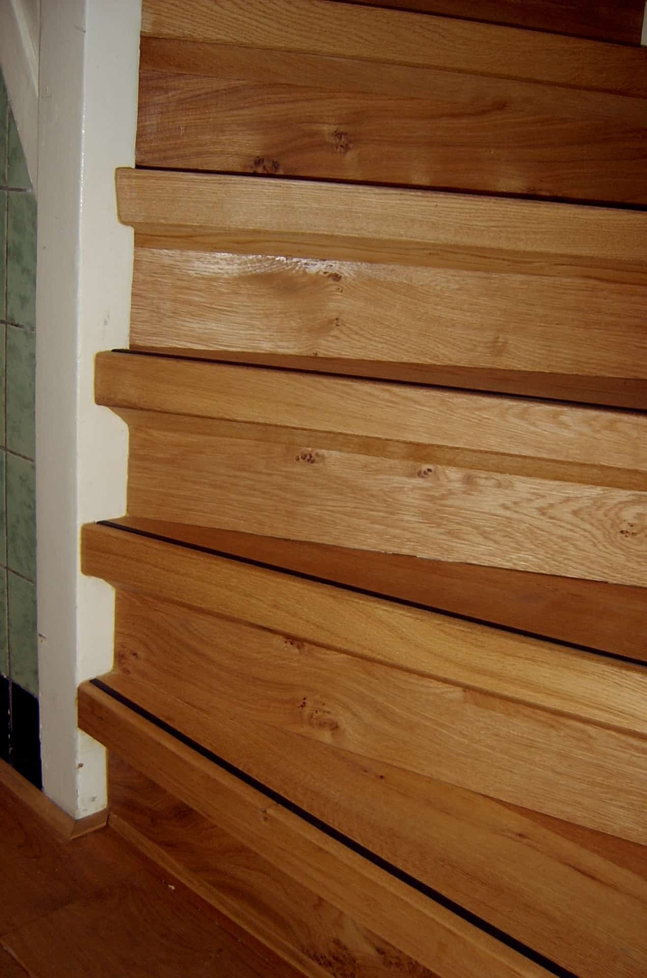 traprenovatie hout