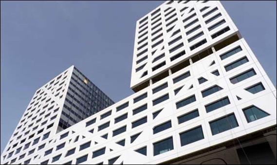 statdskantoor van Gemeente Utrecht