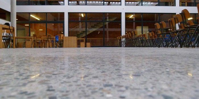 Beton slijpen Floortec