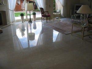 Marmeren Badkamer Vloer : Natuursteen slijpen impregneren polijsten en kristalliseren