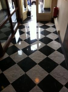 Floortec verlaan na