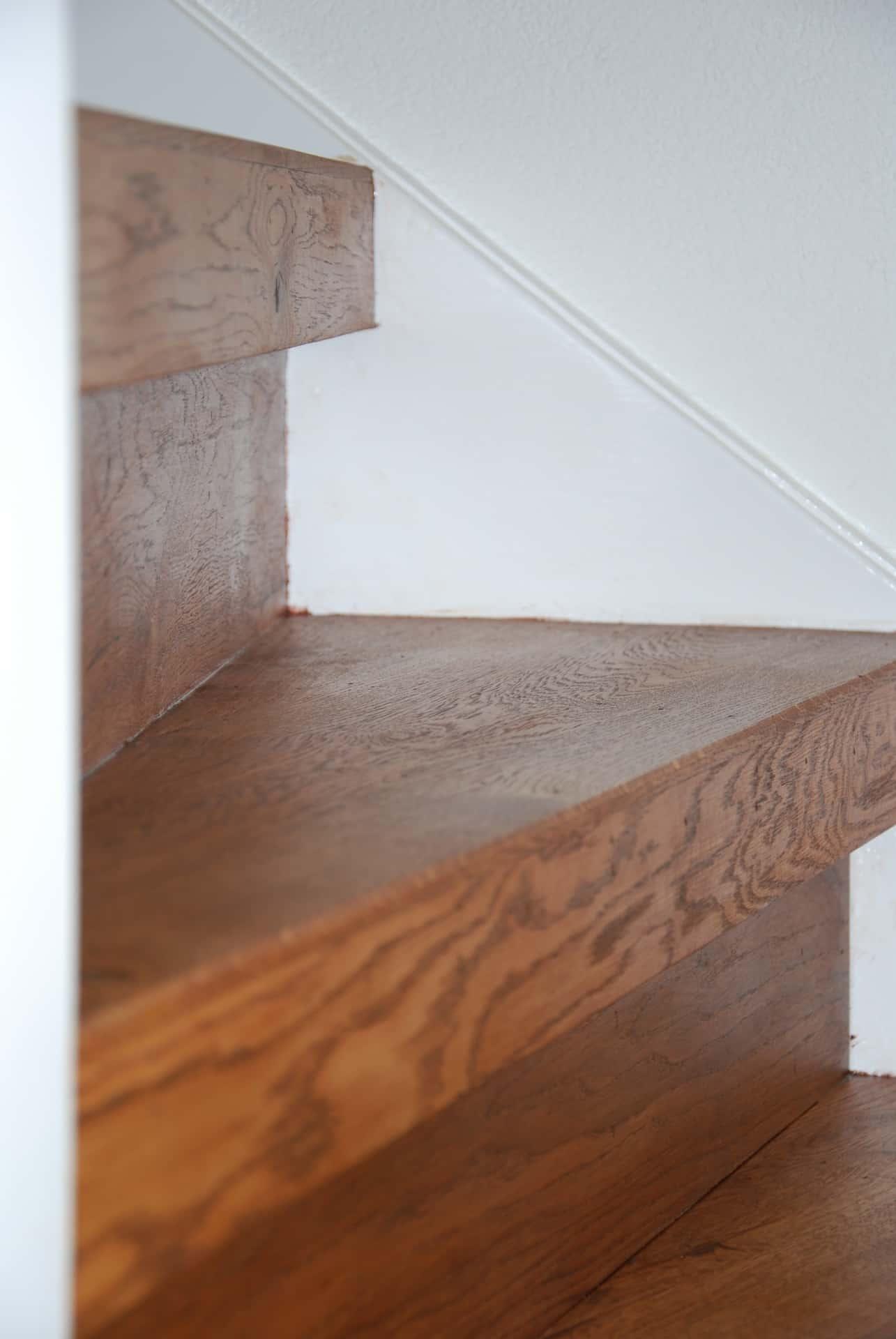 houten traprenovatie