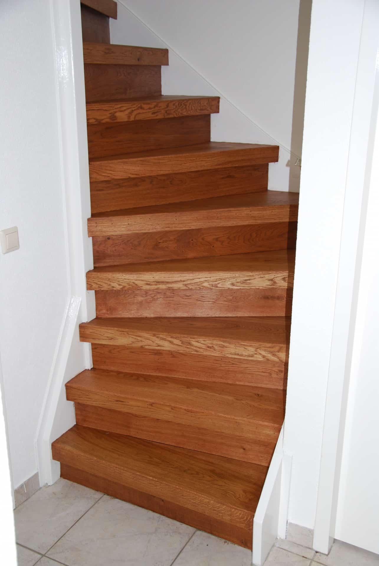 Nieuwe trap Floortec