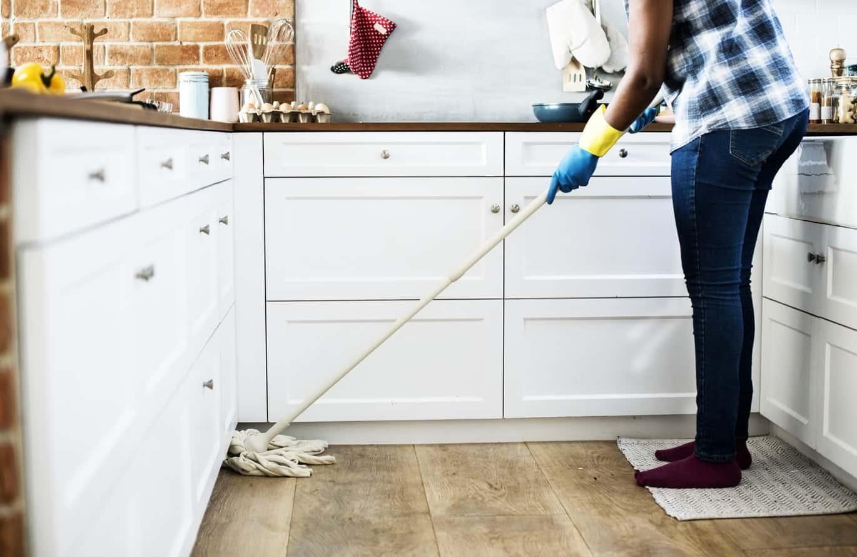 feiten en fabels houten vloer