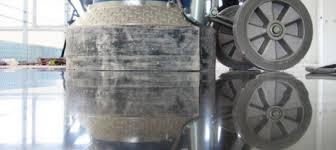 Beton slijpen of polijsten