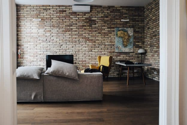 krasbestendige laminaat vloer