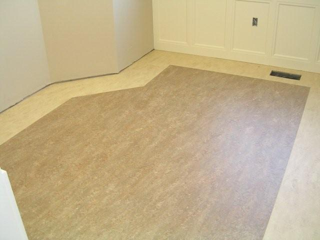 Floortec linoleum strippen