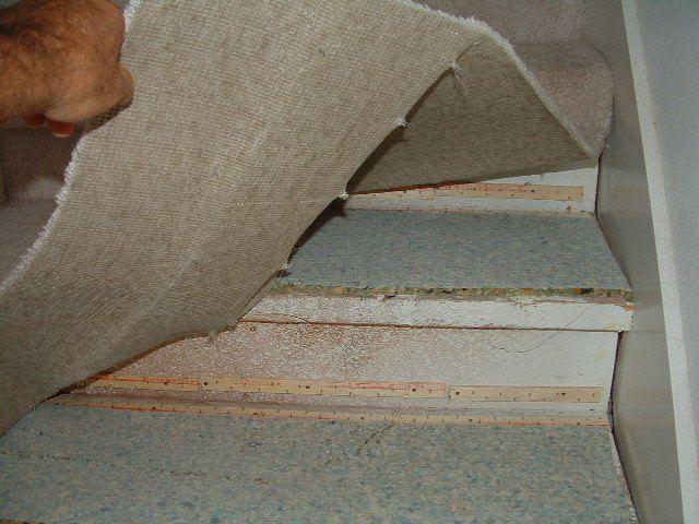 tapijt verwijderen Floortec