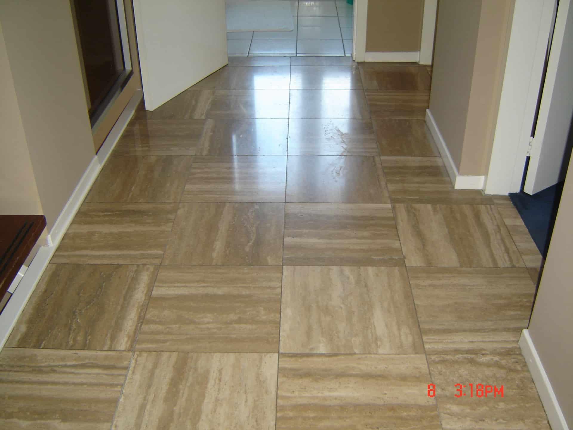 travertin floortec