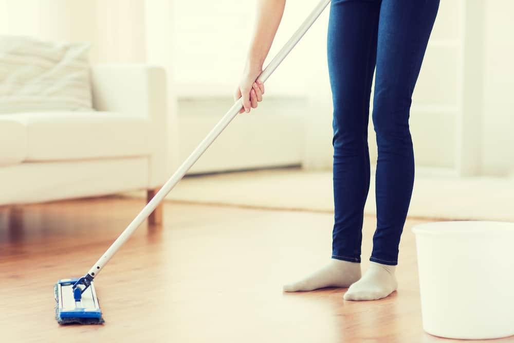houtenvloer schoonmaken tips